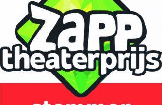Comeback maakt kans op de Zapp Theaterprijs, stem nu!
